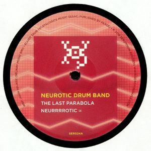 NEUROTIC DRUM BAND/ULYSSES - The Last Parabola