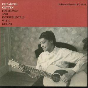 COTTEN, Elizabeth - Folksongs & Instrumentals With Guitar