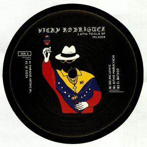 RODRIGUEZ, Vicky - Latin Tools EP