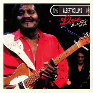 COLLINS, Albert - Live From Austin TX
