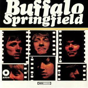 BUFFALO SPRINGFIELD - Buffalo Springfield (mono) (reissue)