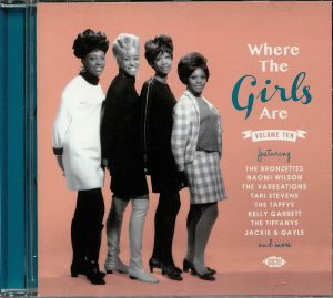 VARIOUS - Where The Girls Are Vol 10