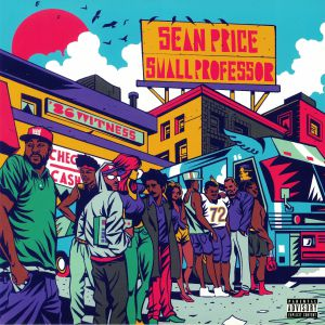 PRICE, Sean/SMALL PROFESSOR - 86 Witness