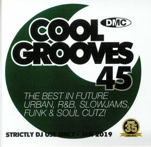 VARIOUS - Cool Grooves 45: The Best In Future Urban R&B Slowjams Funk & Soul Cutz! (Strictly DJ Only)