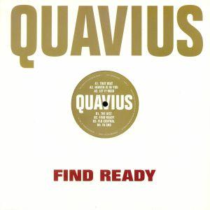 QUAVIUS - Find Ready