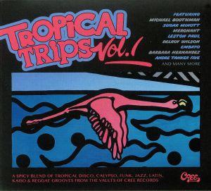 VARIOUS - Tropical Trips Volume 1