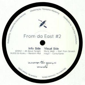 100HZ/MJOG & KIZOKU/MUNIR NADIR/MAG0 - From Da East #2
