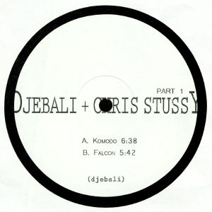 STUSSY, Chris/DJEBALI - Part 1 EP