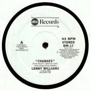 WILLIAMS, Lenny - Changes