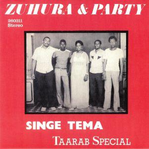 ZUHURA & PARTY - Singe Tema: Taarab Special