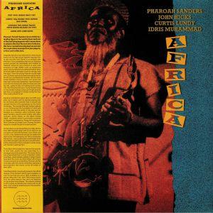 SANDERS, Pharoah - Africa (reissue)