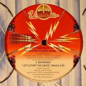 Let's Start II Dance Again