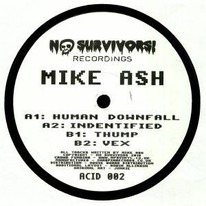 ASH, Mike - Human Downfall