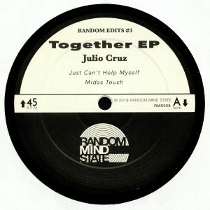 CRUZ, Julio - Together EP