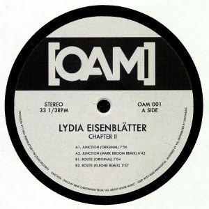 EISENBLATTER, Lydia - Chapter II