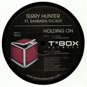 HUNTER, Terry feat BARBARA TUCKER - Holding On