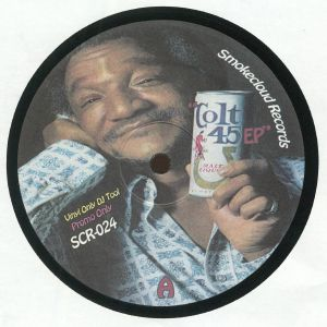 JUST BAKER/THE FUNK DISTRICT/OSMOSE - Colt 45 EP