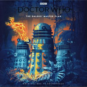 VARIOUS - Doctor Who: The Daleks' Master Plan (Soundtrack)