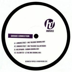 LOMBARD STREET/MELODYMANN/SOLEDRIFTER - Garage Connection