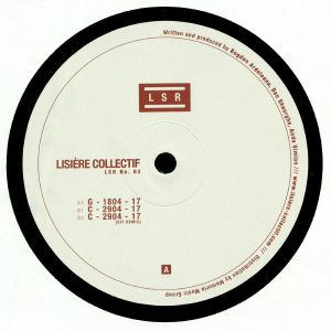 LISIERE COLLECTIF - LSR No 03