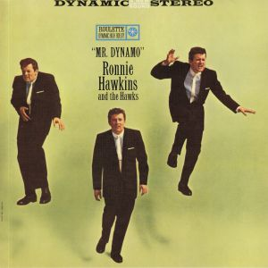HAWKINS, Ronnie & THE HAWKS - Mr Dynamo (reissue)