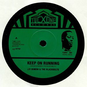 JP BIMENI/THE BLACK BELTS - Keep On Running