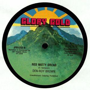 BROWN, Den Roy - Red Natty Dread