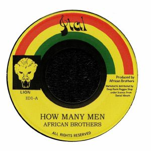 AFRICAN BROTHERS - How Many Men
