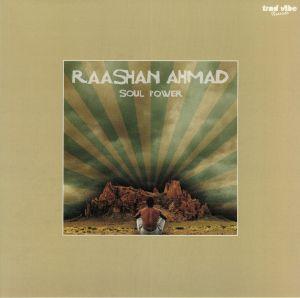 AHMAD, Raashan - Soul Power