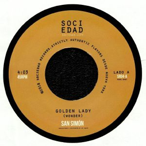 SAN SIMON - Golden Lady
