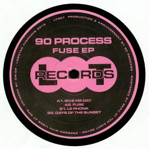 90 PROCESS - Fuse EP