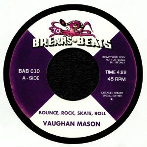 MASON, Vaughan/BAD BASCOMB - Bounce Rock Skate Roll