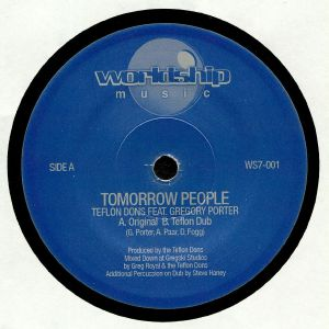 TEFLON DONS feat GREGORY PORTER - Tomorrow People