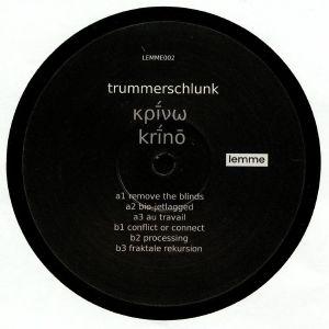 TRUMMERSCHLUNK - Krino