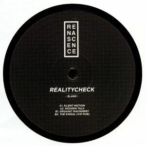 REALITYCHECK - Blank