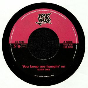 DJAR ONE - You Keep Me Hangin' On