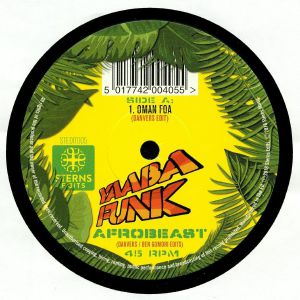 YAABA FUNK - Afrobeast (Danvers & Ben Gomori Edits)