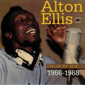 ELLIS, Alton - Treasure Isle 1966-1968