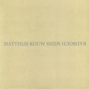 KOUW, Matthijs/RADBOUD MENS - 2