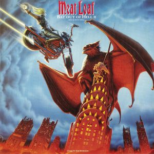MEAT LOAF - Bat Out Of Hell II: Back Into Hell (reissue)