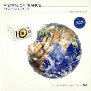 VAN BUUREN, Armin/VARIOUS - A State Of Trance Year Mix 2018