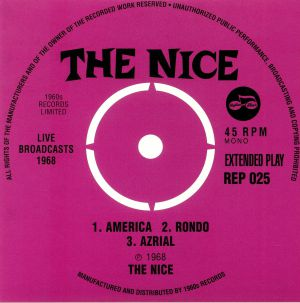 NICE, The - Live Broadcasts 1968