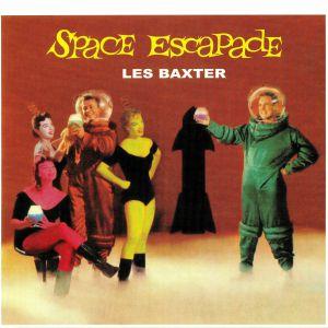 BAXTER, Les - Space Escapade (reissue)