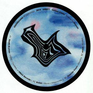 BRUNNER, Heath/EROTEK/ORLANDO VOORN/EOISM - Various