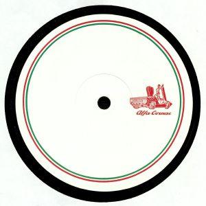 ALFA CORNAE - Alfa EP