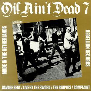 VARIOUS - Oi! Ain't Dead 7