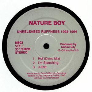 NATURE BOY - Unreleased Ruffness 1993-1994