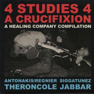 RON COLE, The/ANTONAKIS vs REGNIER/SIGGATUNEZ/JABBAR - 4 Studies 4 A Crucifixion