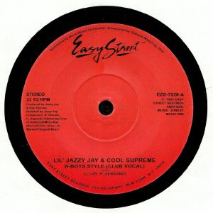LIL' JAZZY JAY/COOL SUPREME - B Boys Style
