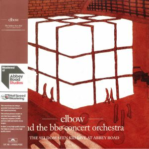 ELBOW/THE BBC CONCERT ORCHESTRA - The Seldom Seen Kid Live At Abbey Road (half speed remastered)